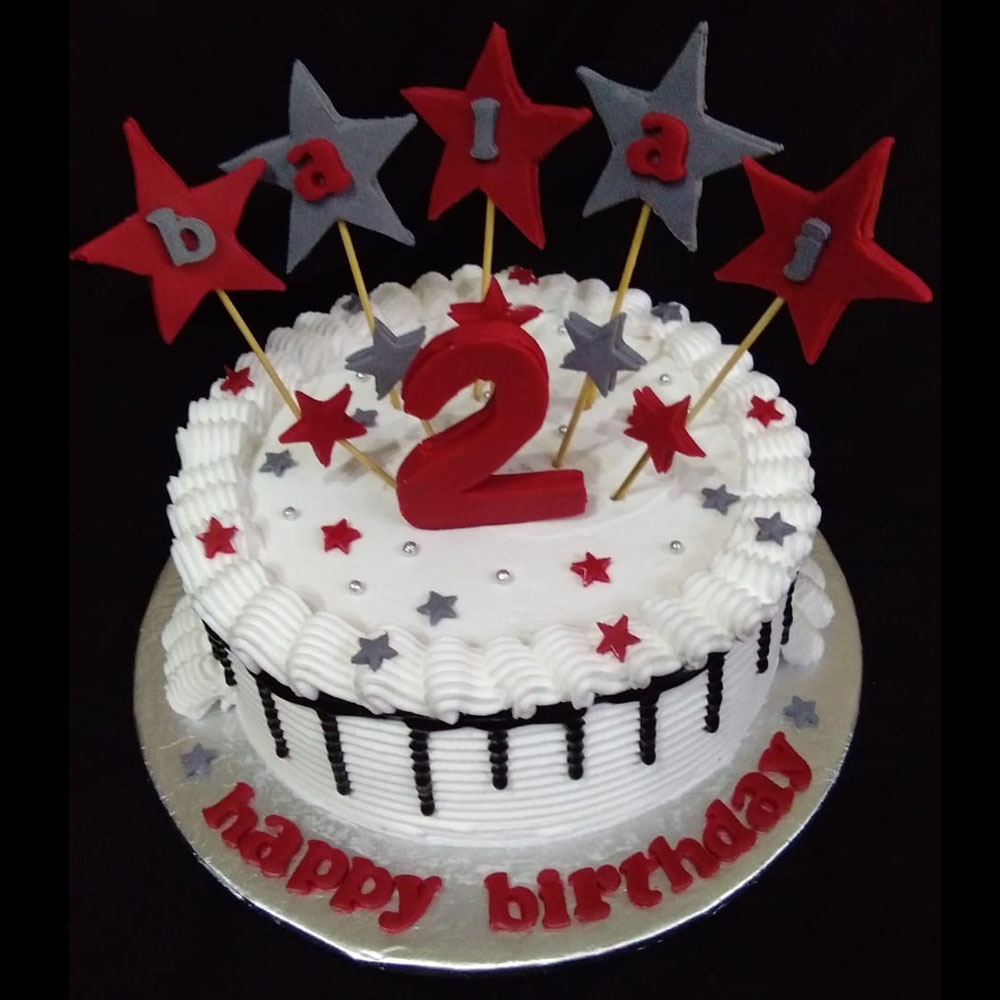 Birthday Cakes BC-16