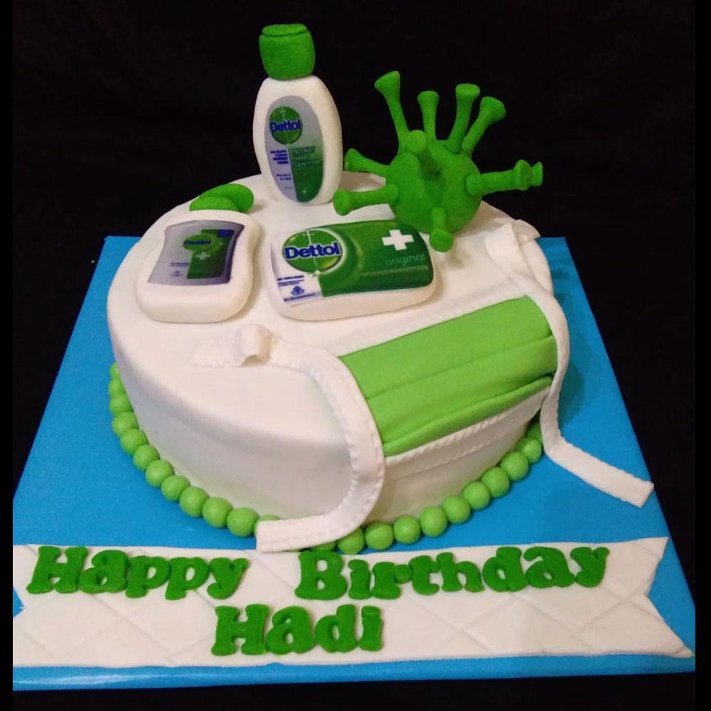 Birthday Cakes BC-18