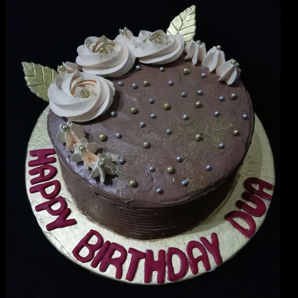 Chocolate Fudge Cake CFC-01
