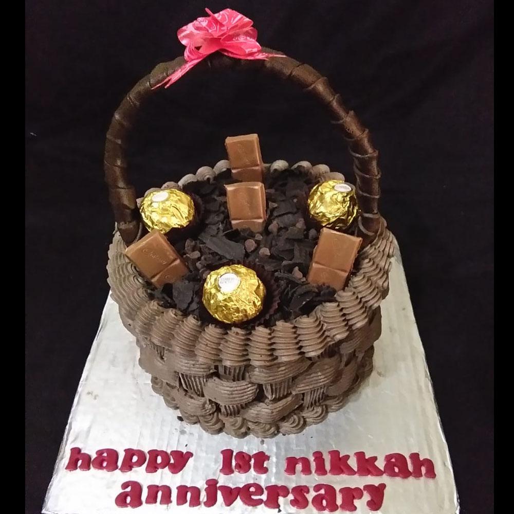 Chocolate Fudge Cake CFC-04
