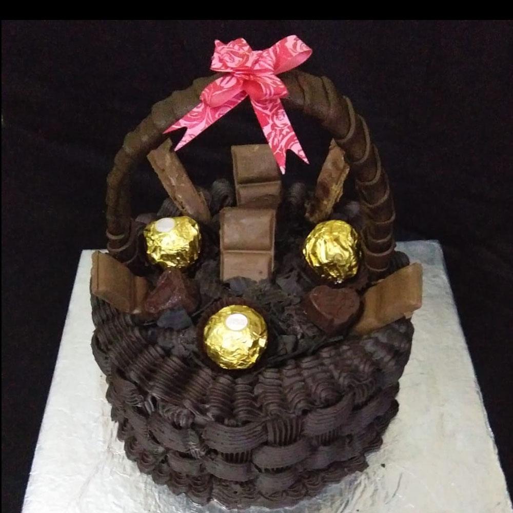 Chocolate Fudge Cake CFC-05