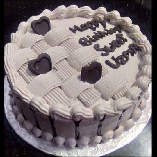 Double Chocolate Cake DCC-02