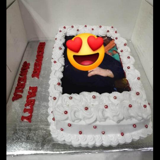 Edible Pic Cake EPC-01