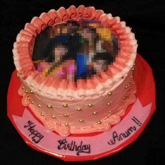 Edible Pic Cake EPC-02