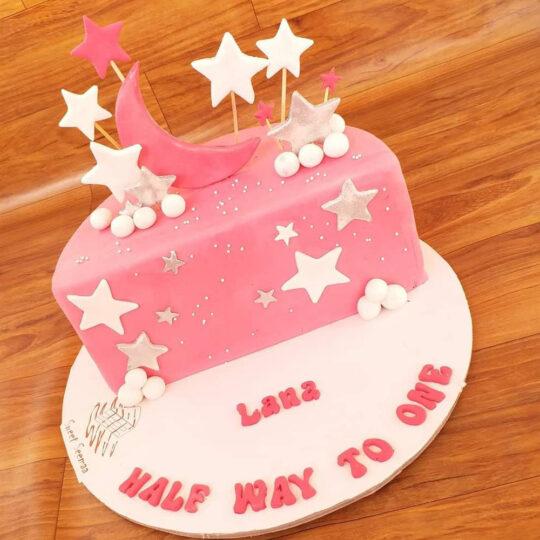 Half Cake HC-01