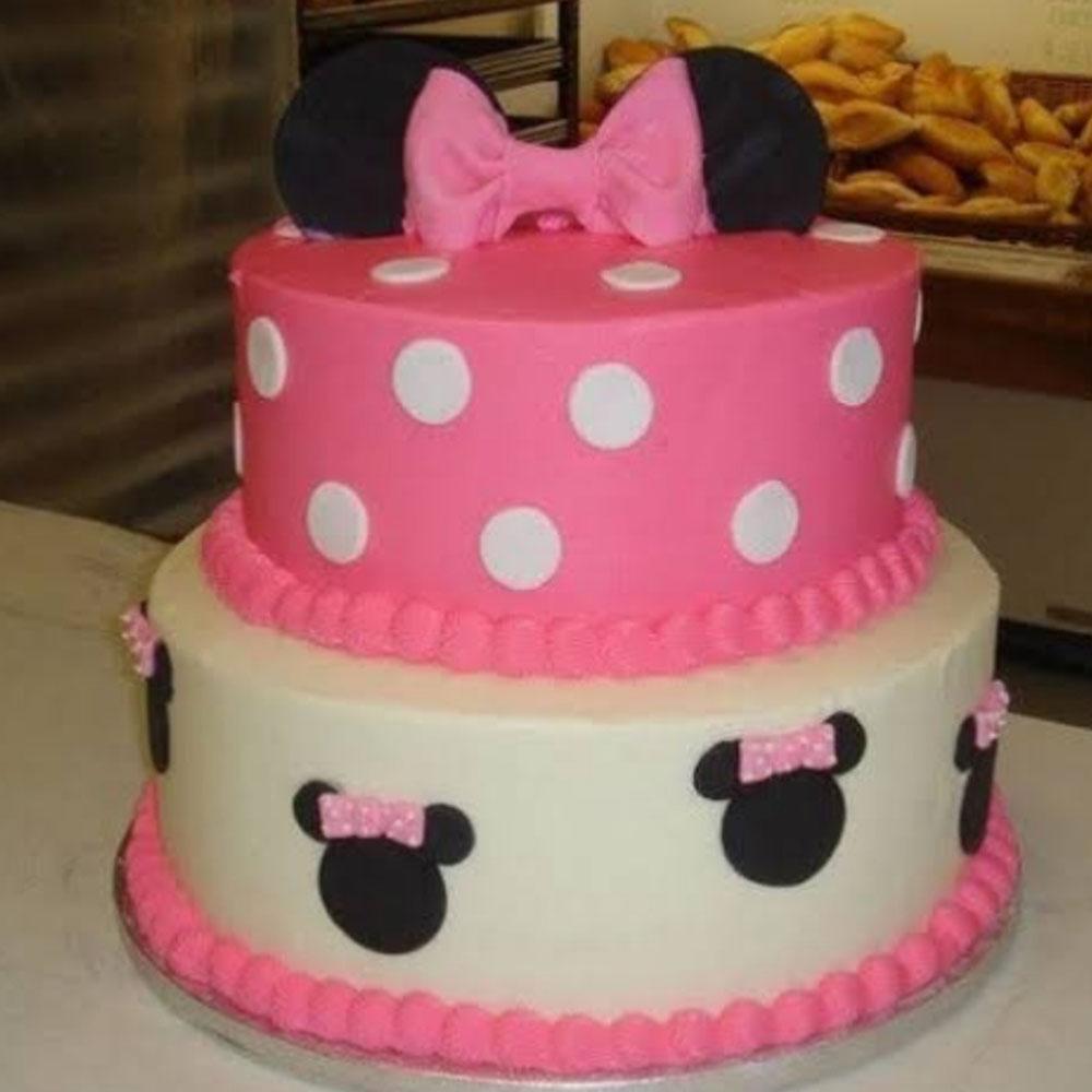 Minnie Mouse Cake MMC-01