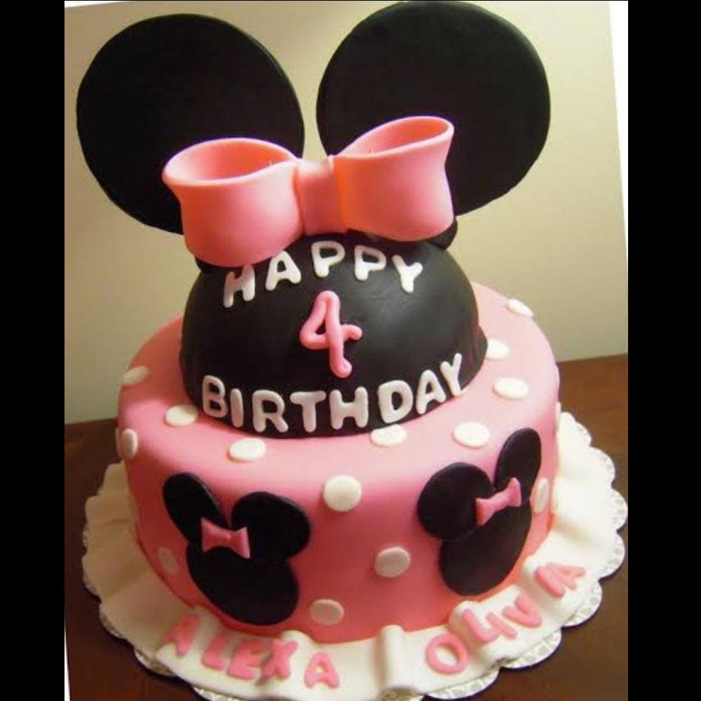 Minnie Mouse Cake MMC-03