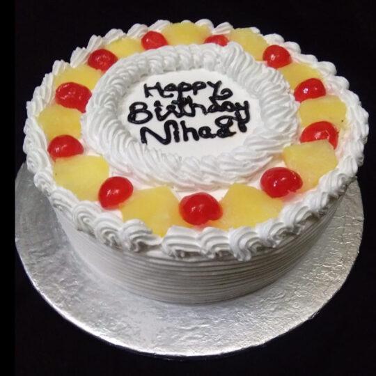 Pineapple Cake 01