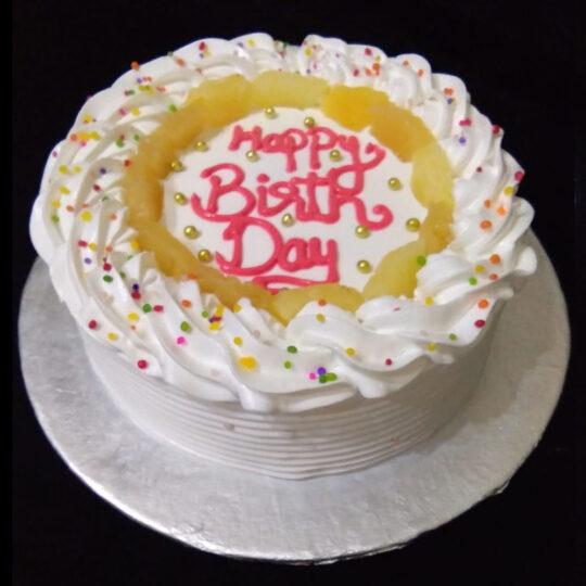 Pineapple Cake 02