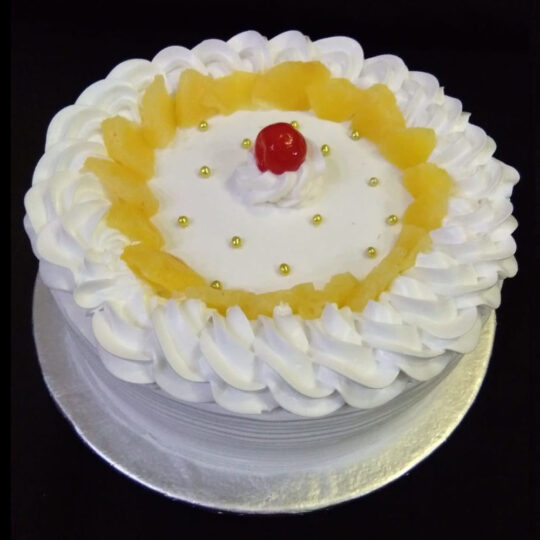 Pineapple Cake 06
