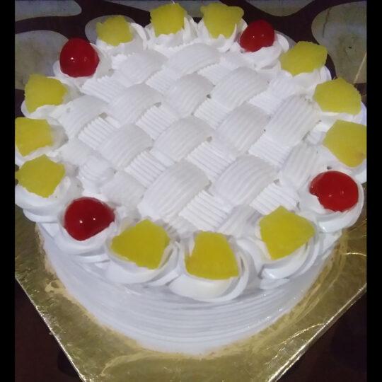 Pineapple Cake 08
