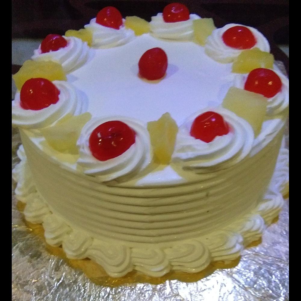 Pineapple Cake 09