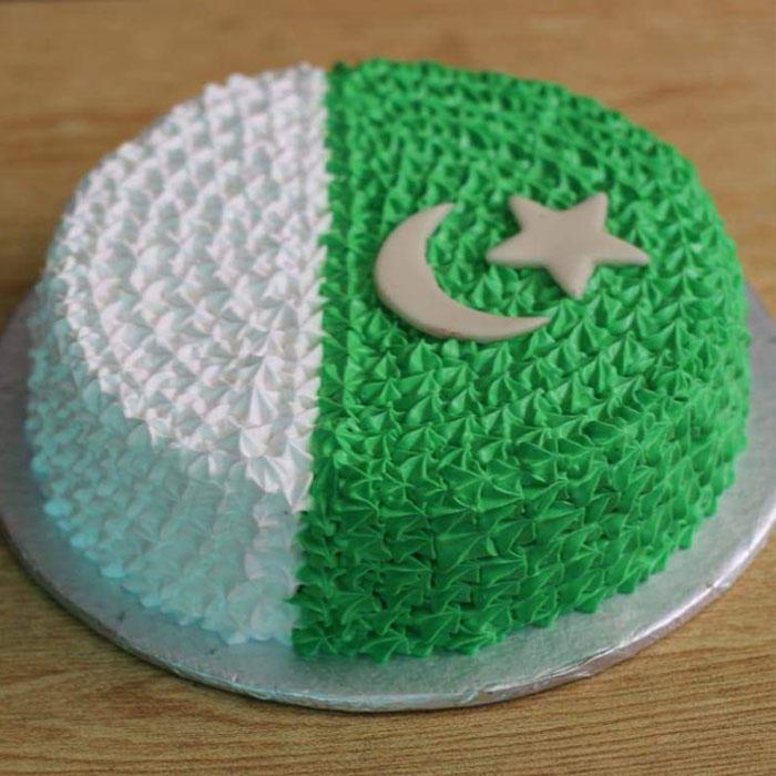 Independance Day Cake